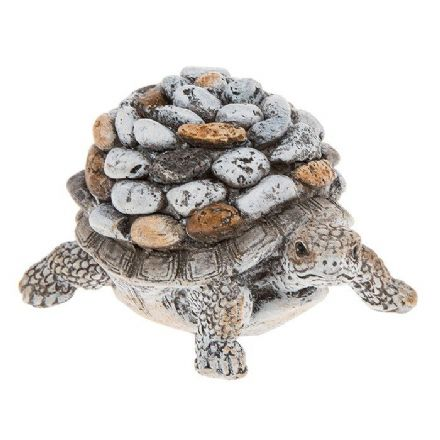 Pebble Art Small Tortoise